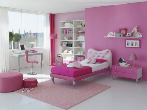 cool-ideas-for-pink-girls-bedrooms